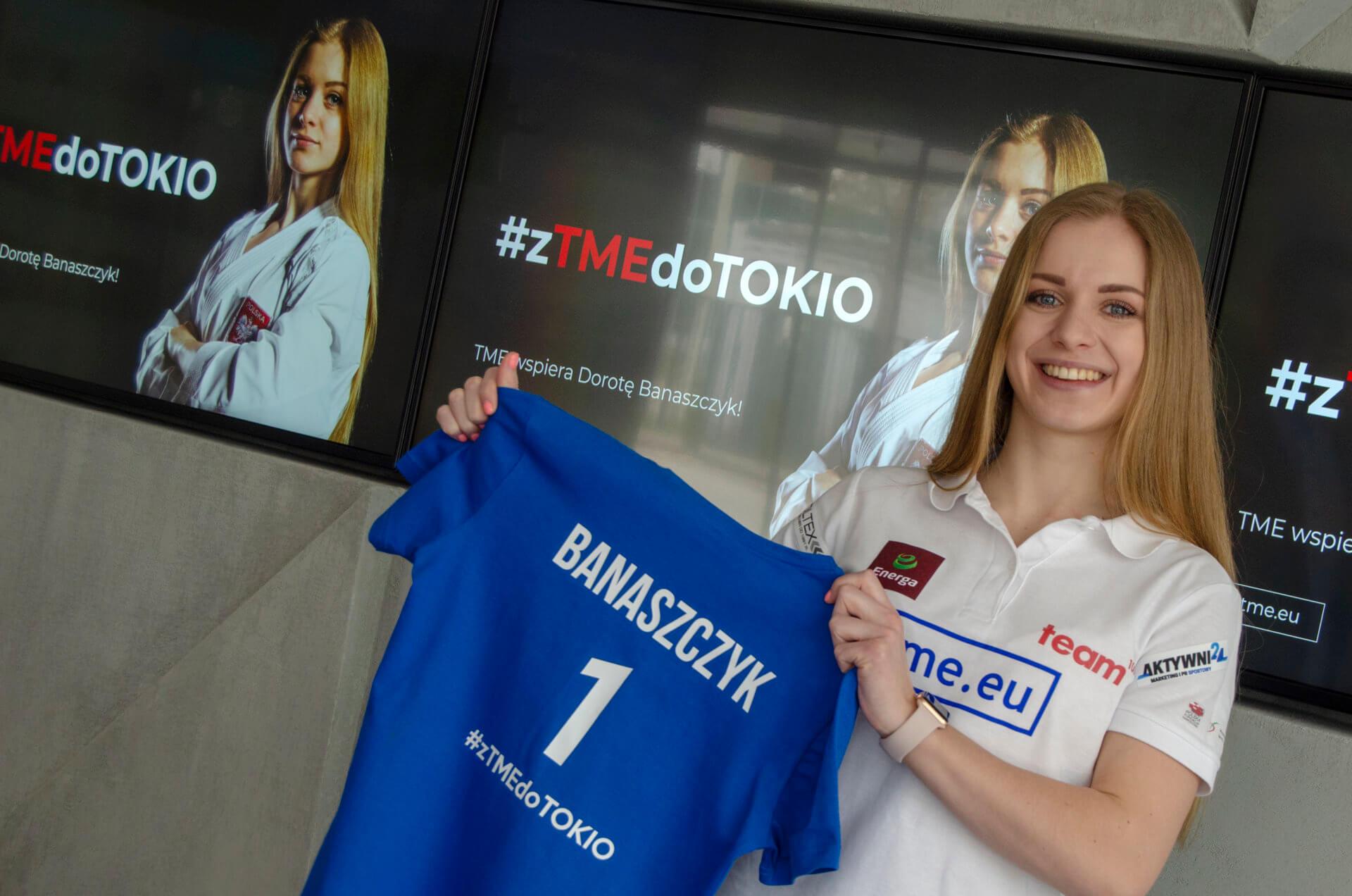 Firma TME partnerem strategicznym Doroty Banaszczyk